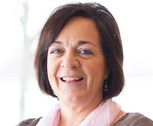Rita Hagen, Executive Director of Hospice Alliance