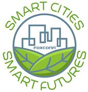 Smart Cities, Smart Futures Logo