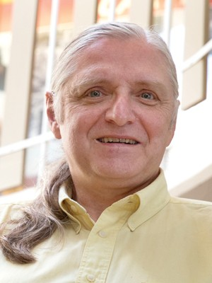 Dr. Wayne Thompson, Associate Professor of Sociology and Criminal Justice at Carthage