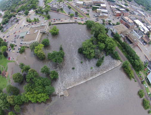 Fox River to Rise to a Record | WGTD