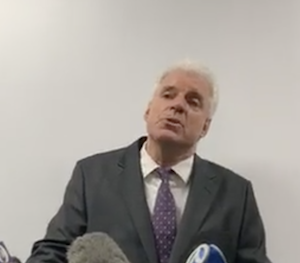 Kenosha District Attorney Mike Gravely announced that he hopes the U.S. Attorney's office will launch a civil rights inquiry into the Jacob Blake shooting Monday