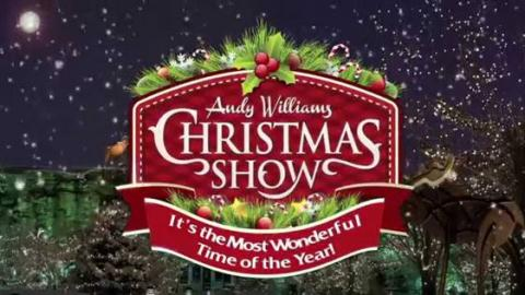 "The WGTD Radio Theater Presents ""The Andy Williams Christmas Extravanganza"" This Saturday"