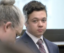 Kyle Rittenhouse in Court on October 5th, 2021 Photo Credit: WTMJ4