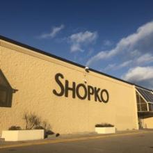 """ShopKo"" Exterior in Kenosha"