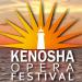 Logo: Kenosha Opera Festival